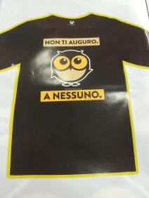 ITM maglietta